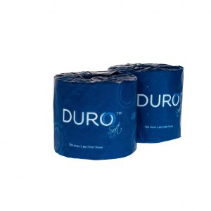 Duro Toilet Roll 2ply 700 Sheet 48 Rolls