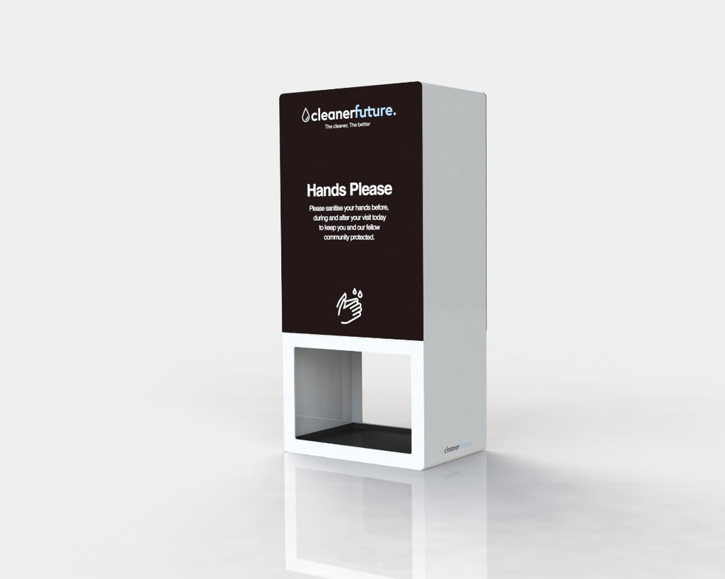 Cleaner Future Automatic Touch Free Dispenser