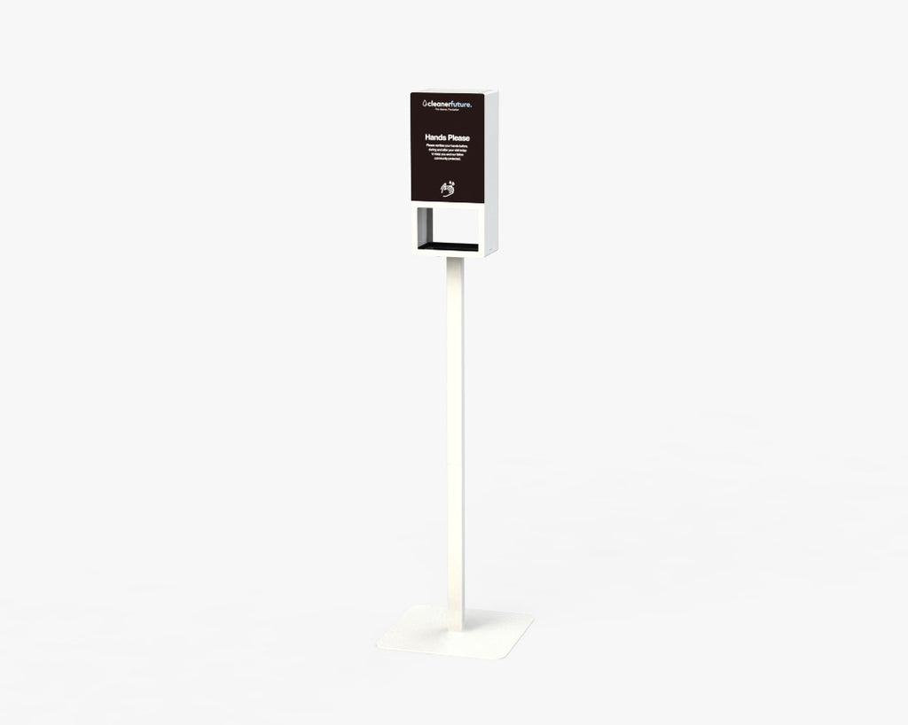 Cleaner Future Complete Automatic Touch Free Dispenser & Stand