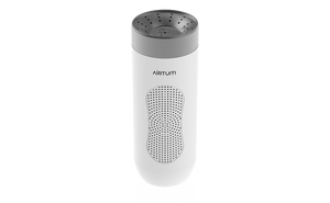 Multifunction 5-in-1 Air Purifier detects and erases all polluants - TECHVONIX
