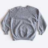 Simple Heather Grey Sweatshirt