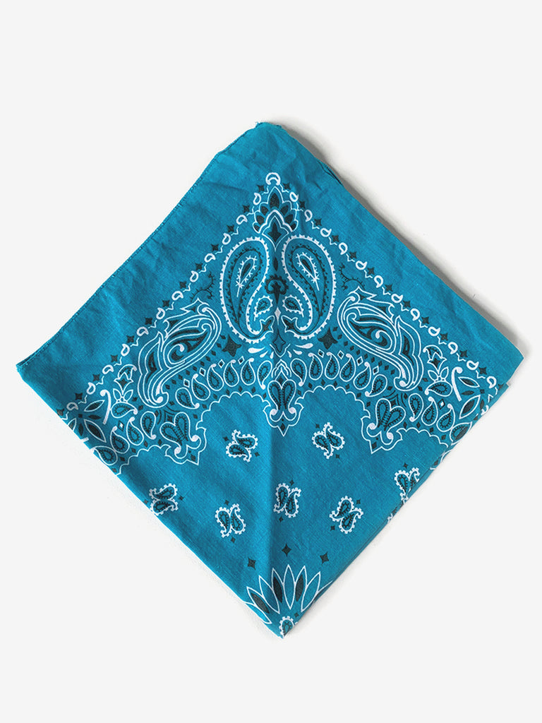 Vintage Made in USA Bandanas