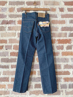 70's Deadstock Levi's Dark Wash Jeans