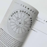 The Dreaming I Interactive Journal