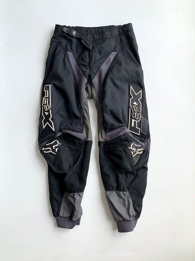 Black Motocross Pants