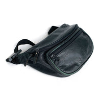 90's Large Leather Belly Bag
