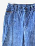 70's Lightweight Wide Leg Jeans