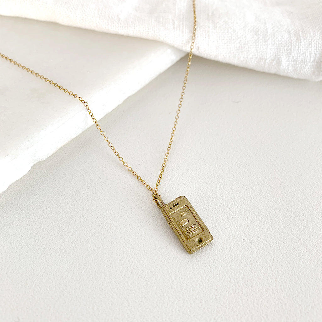 Lost & Find Charm Necklaces