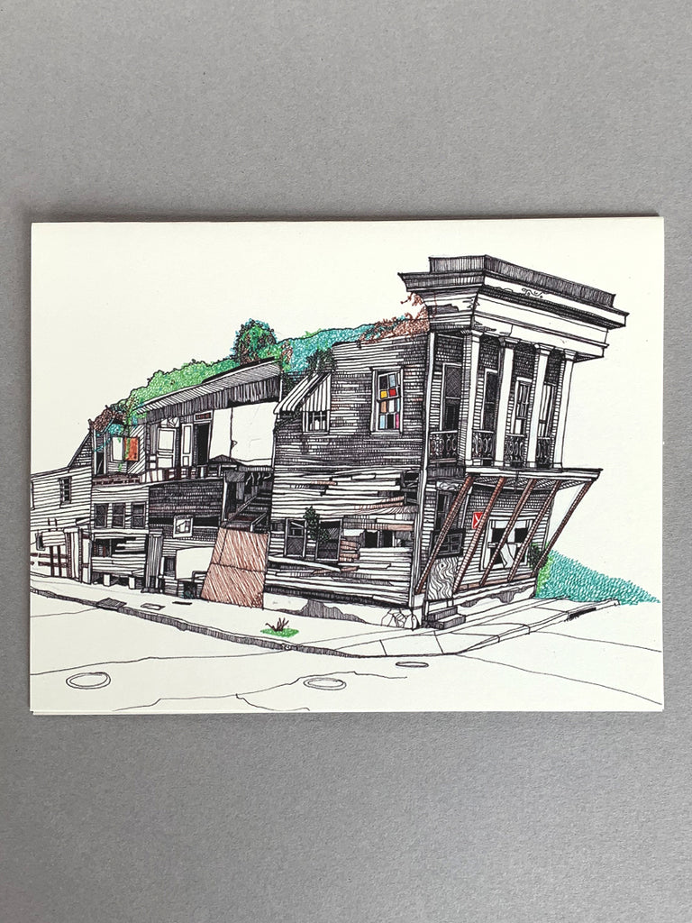 Magda Boreysza Illustrated Note Cards