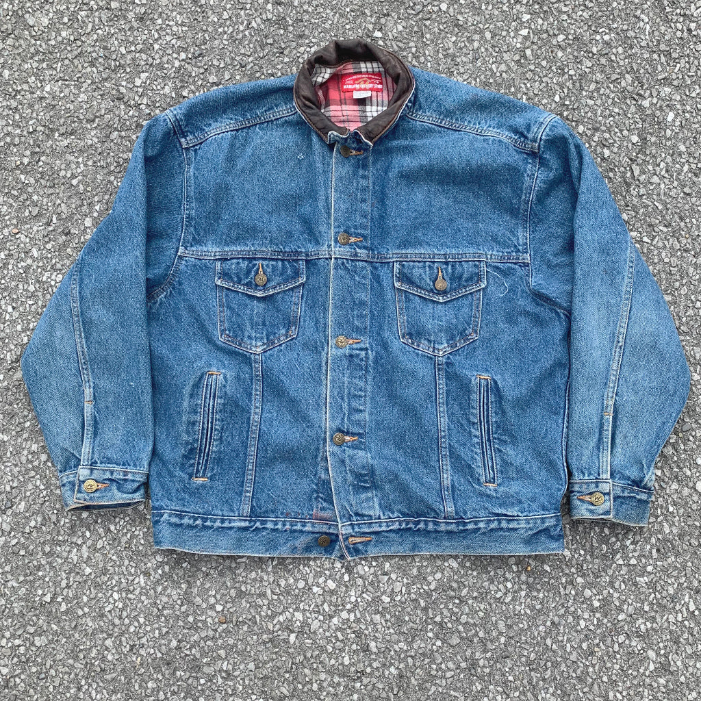 """Marlboro Country Store"" Denim Jacket"