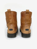 'Polo Sport' Brown Leather Boots