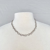 Star Link Silver Chain