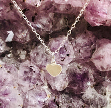 Load image into Gallery viewer, sterling_silver_heart_necklace
