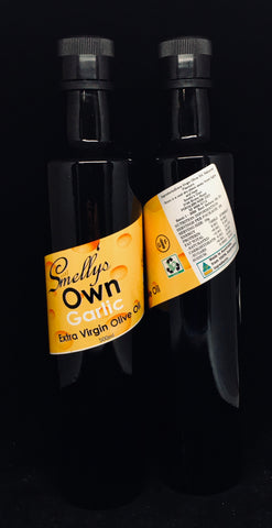 Smelly's Own - Garlic Extra Virgin Olive Oil - 500ml