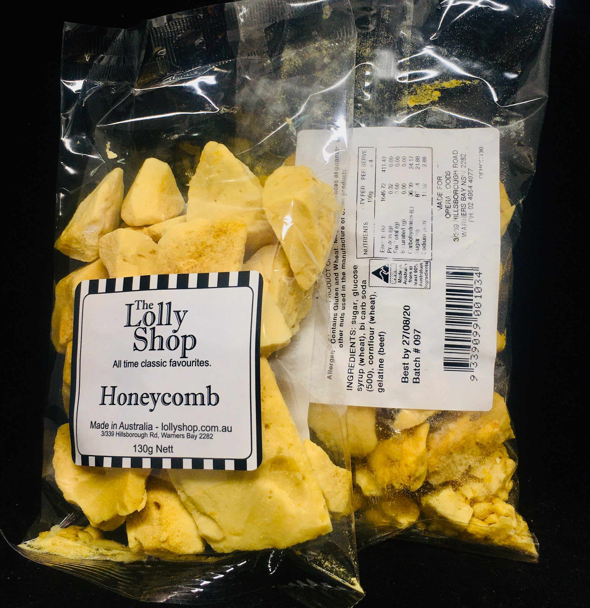 The Lolly Shop Honeycomb