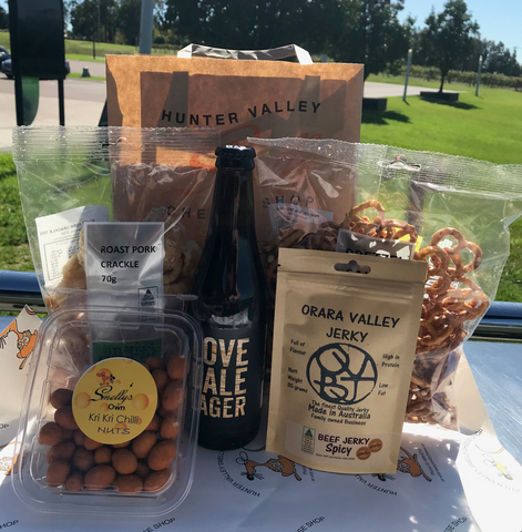 Smelly's Ultimate Bar Snacks Iso Show Bag - $25 including GST