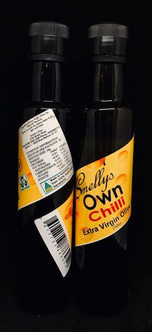 Smelly's Own - Chilli Extra Virgin Olive Oil
