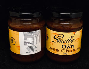 Smelly's Own - Date Chutney