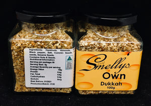 Smelly's Own - Dukkah