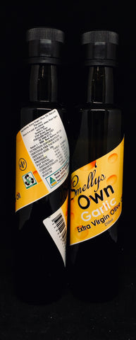 Smelly's Own - Garlic Extra Virgin Olive Oil - 250ml