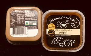 Julianne's Kitchen - Chicken & Madeira Pate