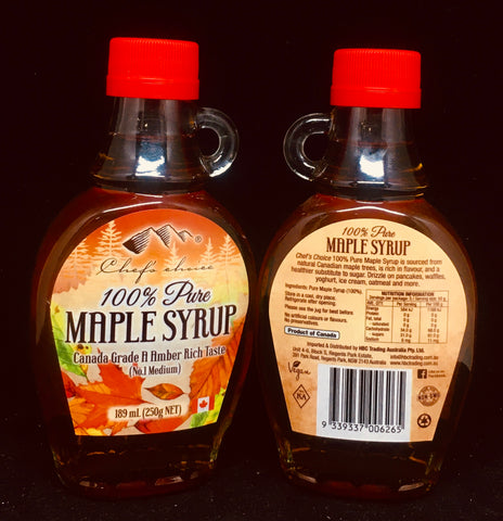 Maple Syrup - 100% Pure
