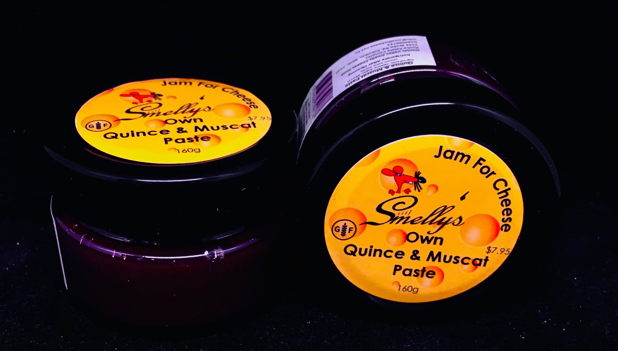Smellys Own - Quince & Muscat Paste