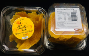 Smelly's Own - Dried Mango Slices