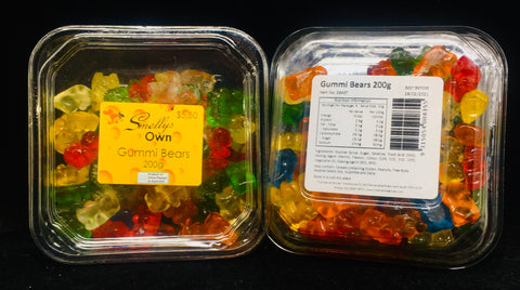 Smelly's Own - Gummi Bears