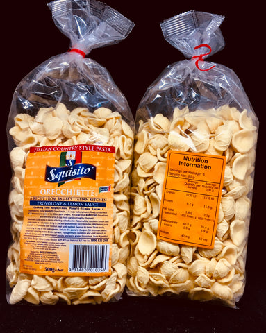 Squisito Orecchiette - Small Shell Like