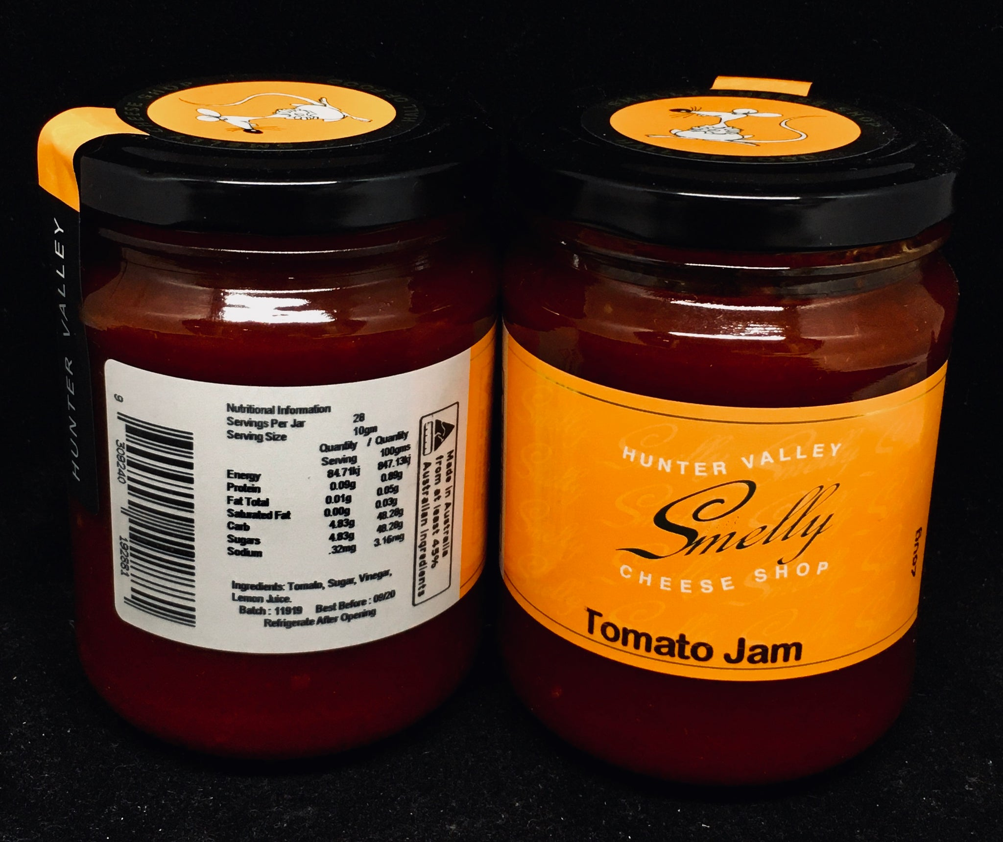 Hunter Valley Smelly Cheese Shop - Tomato Jam