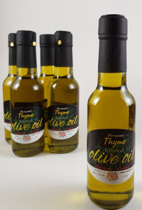 Great marinade for seafood or meats  Olive Oil Infused with Guyana Fine Leaf Thyme Oil Healthy Marinade Seasoning Organic