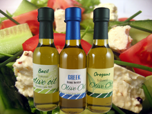 Load image into Gallery viewer, Athena's Basket - Greek & Mediterranean Infused Olive Oils