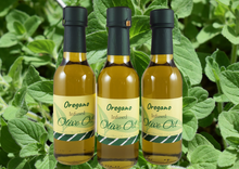 Load image into Gallery viewer, Oregano Infused Olive Oil - Real Greek  Mediterranean flavor!