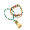 Red Aventurine & Green Agate Friendship Healing Bracelet
