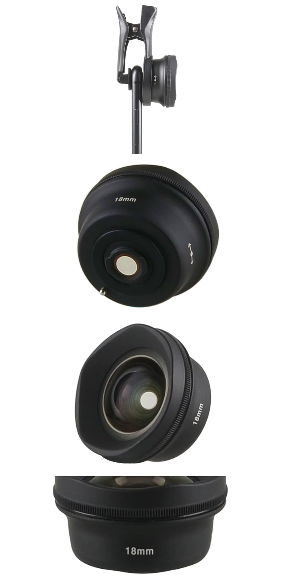 Wide Angle 10X Macro Phone Lens Product Images
