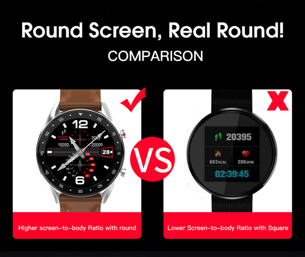 Teclast L7 Round Screen, Real Round