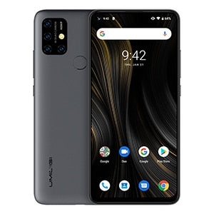 Amazing and Powerful UMIDIGI Power 3 Smartphone Android 10 48MP Quad AI Camera 6150mAh 6.53