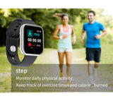 Chycet Bluetooth Smartwatch with Blood Pressure Monitor Waterproof Heart Rate Sports Tracker for Android and iOS - FuegoGear │ The Hottest Deals