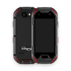 Unihertz Atom, The Smallest 4G Rugged Smartphone in The World, Android 9.0 Pre Unlocked Smart Phone with 4GB RAM and 64GB ROM - FuegoGear │ The Hottest Deals