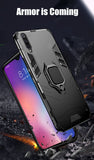 Futuristic KEYSION Shockproof Armor Case for Samsung Galaxy A50 A30 A20 A10 A70 A40 A80 A60 A90 A50s A30s Note 9 10 Plus S10 S9 S8 Samsung A7 2018 M20 - FuegoGear │ The Hottest Deals