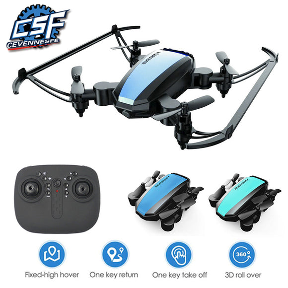 CEVENNESFE GW125 Global Drone for Kids with Altitude Hold RC Mini Drone Wifi FPV Quadcopter - FuegoGear │ The Hottest Deals