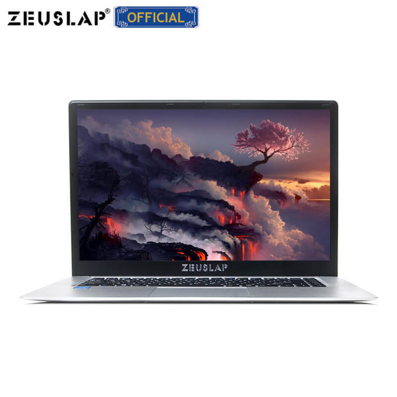 Quality ZEUSLAP 15.6inch Notebook Laptop Intel Celeron CPU 4GB Ram 64GB EMMC Windows 10 System 1920*1080P FHD Screen - FuegoGear │ The Hottest Deals