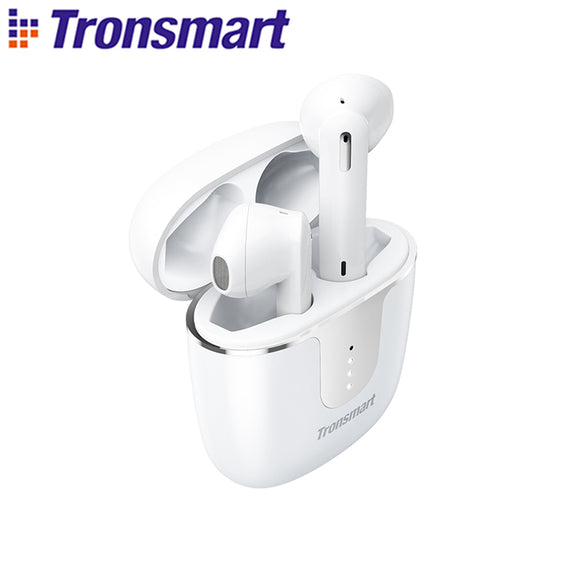 Tronsmart Onyx Ace TWS Bluetooth 5.0 Qualcomm aptX Wireless Earbuds Noise Cancellation with 4 Microphones 24H Playtime - FuegoGear │ The Hottest Deals