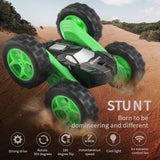 Eachine EC02 RC Car 2.4G 4WD Stunt Drift Deformation Buggy Roll Car 360 Degree Flip Robot Vehicle Models High Speed Rock Crawler - FuegoGear │ The Hottest Deals