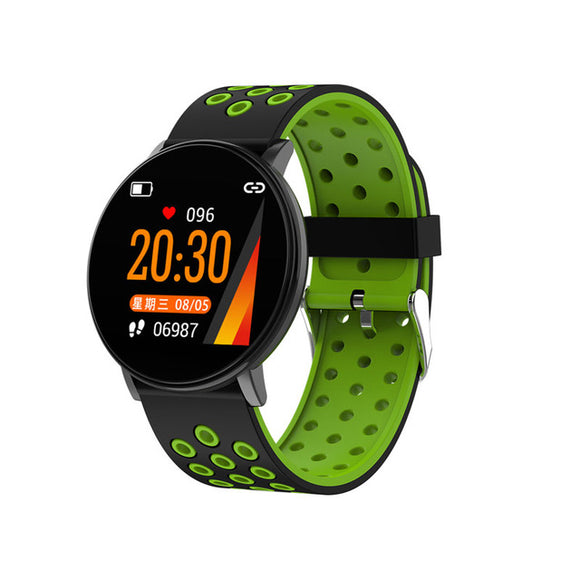 Shinsklly Sport Smartwatch Waterproof Blood Pressure and Heart Rate Monitor Bluetooth for Android and iOS - FuegoGear │ The Hottest Deals