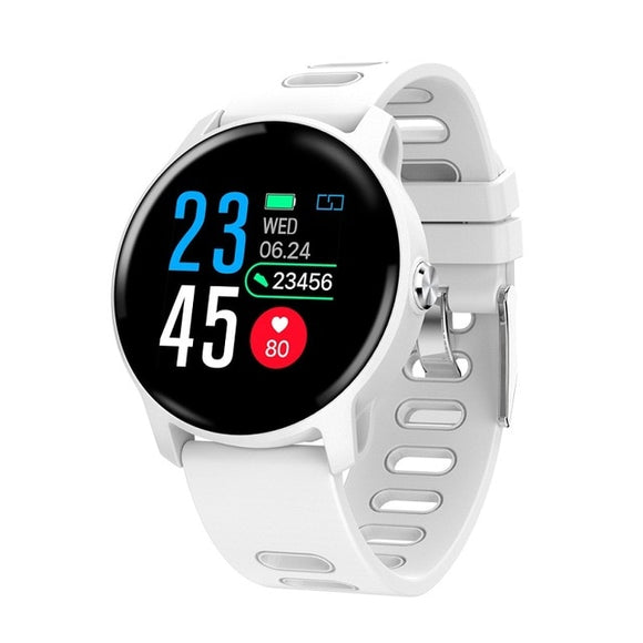 SENBONO S08 Sport Pedometer Smartwatch IP68 Waterproof  Fitness Tracker and Heart Rate Monitor - FuegoGear │ The Hottest Deals