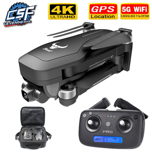 CEVENNESFE SG906 Pro 4K HD Drone with Mechanical Gimbal Camera 5G Wifi GPS System - FuegoGear │ The Hottest Deals