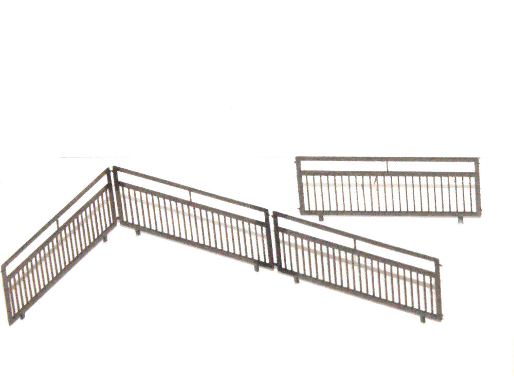 OO New Style Modern Pedestrian Fencing Kit