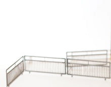 Load image into Gallery viewer, OO New Style Modern Pedestrian Fencing Kit